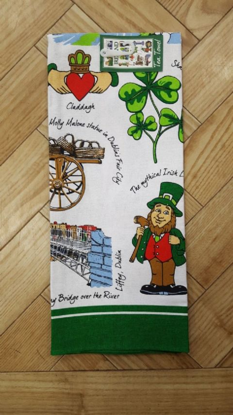 Palmer Iconic Ireland Tea Towel